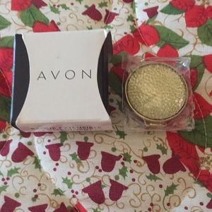 Avon Clear Stretch Ring New 2013 In Box